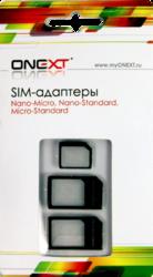 Переходник ONEXT SIM Adapter