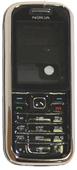 Корпус для мобильного телефона Нокиа 6233 с клавиатурой (под оригинал)