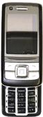 Корпус для мобильного телефона Нокиа 6280 с клавиатурой (под оригинал)