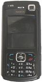 Корпус для мобильного телефона Нокиа N70 с клавиатурой (под оригинал)