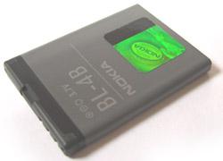 Аккумулятор BL-4B для Нокиа 6111 ORIGINAL