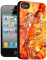 Накладка на заднюю часть 3D для Apple iPhone 4S BB-mobile X406
