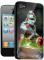 Накладка на заднюю часть 3D для Apple iPhone 4S BB-mobile X444